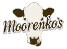 Moorenko's Ice Cream Menu