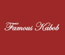 Famous Kabob Menu