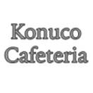 Konuco Cafeteria Menu