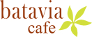 Batavia Cafe Menu