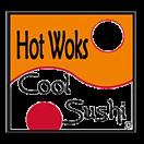 Hot Woks Cool Sushi on Adams Menu