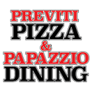 Previti Pizza & Papazzio Dining Menu
