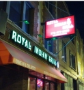 Royal Indian Grill Menu