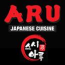 Sushi Aru Menu