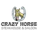Crazy Horse Steakhouse & Saloon Menu