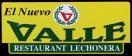 El Nuevo Valle 2 Restaurant and Lechonera Menu