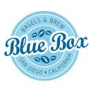 Blue Box Bagels and Brew Menu