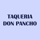 Taqueria Don Pancho Menu