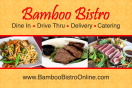 Bamboo Bistro (South) Menu