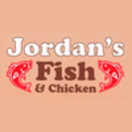Jordan's Fish Chicken Gyros Menu