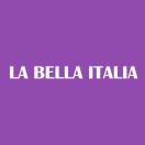 La Bella Italia Menu