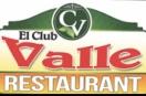 El Club Valle Restaurant Menu