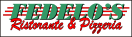 Fedelo's Pizzeria Menu