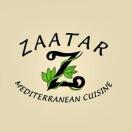 Zaatar Mediterranean Cuisine Menu