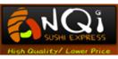 ANQI Sushi Express Menu