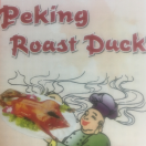 Peking Roast Duck Menu