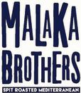 Malaka Brothers Menu