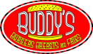 Buddy's Burgers, Breasts and Fries Menu