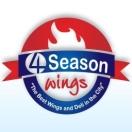4 Season Wings  Menu
