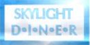 Skylight Diner Menu