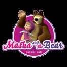 Masha & The Bear Cafe Menu