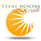 Thai Boom Menu