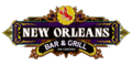 New Orleans Bar & Grill Menu