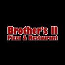 Brothers Pizza II Menu