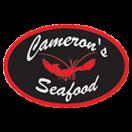 Cameron's Seafood Market Menu