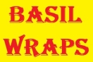 Basil Wraps Menu