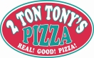 2 Ton Tony's Pizza Menu