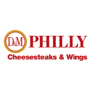 D & M Philly Cheesesteaks and Wings Menu