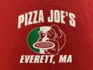 Pizza Joe Menu