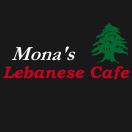 Mona's Lebanese Cafe Menu