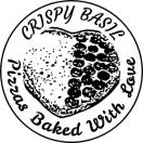 Crispy Basil Artisan Pizza Menu