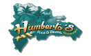 Humberto's Rice and Beans Menu