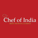 Chef of India Menu