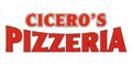 Cicero's Pizzeria Menu