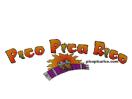 Pico Pica Rico Menu