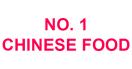 No.1 Chinese Menu