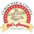 Old's Havana Cuban Bar & Cocina Menu
