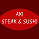 Aki Steak & Sushi Menu