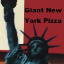 Giant New York Pizza Menu