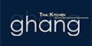 Ghang Thai Kitchen Menu