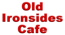 Old Ironsides Cafe Menu