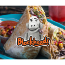 Blockheads Burritos Menu