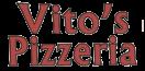 Vito's Pizzeria Menu