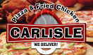 Carlisle Pizza and Fried Chicken Menu