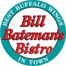Bill Bateman's Bistro Menu