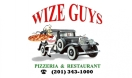 Wize Guys Brick Oven Pizzeria Menu